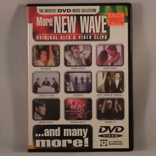 Various Artists More New Wave (DVD 2002 Disky) DVD 928109 Kim Wilde, Duran Duran