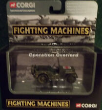 CORGI.Fighting Machines- Willys Ambulance Jeep, WWII!!!