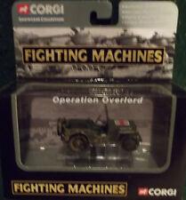 CORGI.Fighting Machines- Willys Ambulance Jeep, WWII!!!