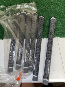 New Lot Of Six Taylormade Z Grip Golf Pride Standard Grips