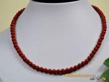 Jaspis Echtschmuck-Halsketten für Damen