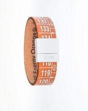 "Bracelet Unisex ilcentimetro Series 'Energy' Model' Energy Orange "" - MEASURE S"