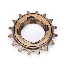 1Pz BMX Bike Bicycle Race 16T Dente a ruota libera singola pignone CH