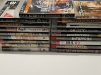 Lot of 17 PS3 Playstation 3 Games - COD, Arkham City, GTA IV, Killzone 3, NHL 09