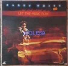 Vinyles Barry White soul, funk 33 tours