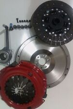 FLYWHEEL AND CARBON NITRIDE CLUTCH, CSC, BOLTS VW GOLF 1.9TDI 1.9 TDI ASZ