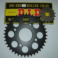 Yamaha RD350 RD250 R5 DS7 - 520 Conversion Chain/Sprocket Kit - Free Shipping
