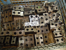 LOT OF50 CHUCK JAWS PCMT , 15S , DACO & OTHERS LOC4641