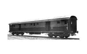 Rivarossi HR4276 Bagagliaio-Posta Duz 93100 Type '49 Auburn Isabella FS
