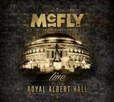 McFly - 10th Anniversary Konzert Royal Albert Hall Neue CD+DVD