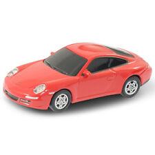 OFFICIAL PORSCHE 911 AUTO USB Memory Stick 4GB-Rosso