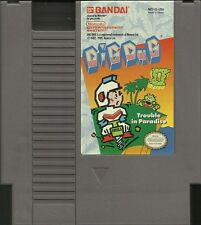 Dig Dug II Trouble in Paradise for the Nintendo NES System