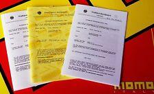 ABE / Homologation Pour Catégorie Volant