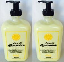2 Devoted Creations Love & and Lemonade Daily Moisturizer Tanning Lotion 18.75oz