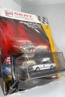 modellino FIAT SEAT 124 COUPE RALLY ALTAYA  1/43 model car toys voiture coche