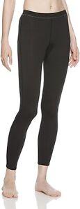 Hot Chillys Women's 237358 Black Pepper Skins Bottom Pants Size XS