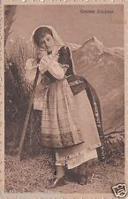 # CATANZARO: COSTUME CALABRESE - EDIZ. A. MAZZOCCA  - 1917