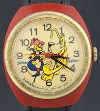 Rare 1970's Splinter & Cuddles Woody Woodpecker Walter Lantz Character Watch