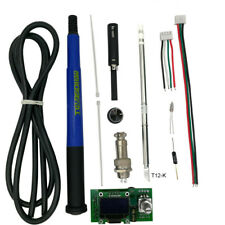 T12 Soldering Iron Station Oled Temperature Controller With 9501 Handle For Hakko