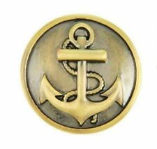 Standard Size Ginger Snap Brass Anchor Sn21-09 Buy 2, Get 3Rd $6.95 Snap Free