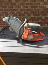 Husqvarna K760 Cut 'n Break Concrete Saw w/ water kit