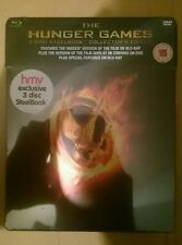 Steelbook hunger games HMV brand new and sealed