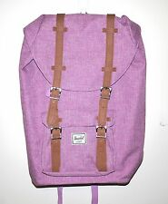 HERSCHEL SUPPLY CO LITTLE AMERICA MID BACKPACK FUCHSIA/PINK MSRP $90 NEW w/TAG!!