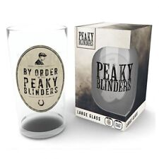 Peaky Blinders - Large Glass  - GIFT