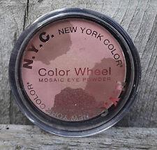 NYC MOSAIC COLOR WHEEL EYE SHADOW - Pink Cadillac