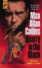 Quarry Nel Nero (Hard Custodia Crimine) di Max Allan Collins Libro Tascabile 97