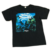 KING DIAMOND ABIGAIL 2003 METAL Band T Shirt Size Small