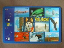 Chip Kaart MINT Ongebruikt USA / ALASKA