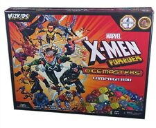 Wizkids DC Marvel Dice Masters : X-Men Forever Campaign Box, New and Sealed