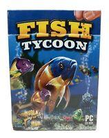 Fish Tycoon Pc Cd Rom Game 2006 Big Fish Games