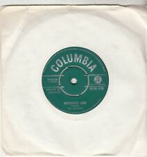 "SHADOWS - Wonderful Land - 1962 7"" Vinyl 45"