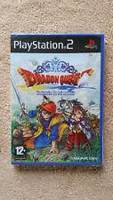 dragon quest    PS2 / neuf sous blister sans défaut / version fr