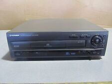 OEM  Pioneer CLD-V5000 CD CDV LD LaserDisc Player CLD V5000  Made in Japan