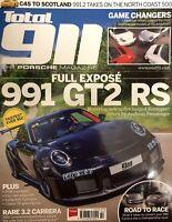 Total 911 The Porsche magazine June 2017 Issue 154 Porsche 991 GT2 RS