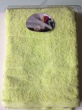 Maxi drap de bain - 500 gr/m² - 100% coton - 90 x 150 cm - VERT Clair - NEUF