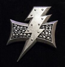 White Scars Chapter badge pin