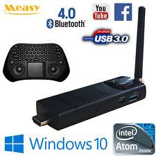 Measy T8C Quad Core 4G 64G Windows 10 TV Media Stick Mini PC WiFi BT GP800 Mouse