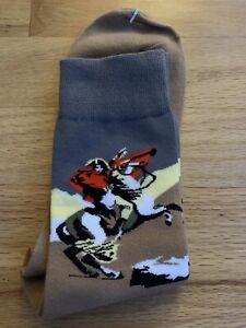 Men's Napoleon Dress Socks - Fits Shoe Size 9-13
