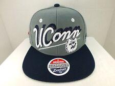 Connecticut Huskies UCONN NCAA ADULT SNAPBACK HAT CAP New BY ZEPHYR 6e917e776914