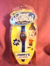 Jimmy Neutron Boy Genius Jimmy's LD Watch New Sealed