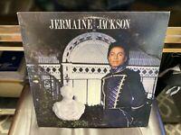 Jermaine Jackson s/t self titled LP Arista 1984 [Whitney Houston Michael] VG+
