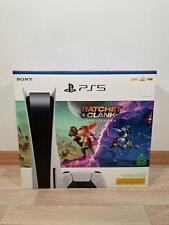 Sony Playstation 5 Disk Ratchet & Clank Rift Apart Bundle Neu & Ovp vom Händler