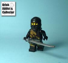 LEGO ® Ninjago Personnage Figurine Minifig Cole DX Dragon Suit NJO015 2520 2509