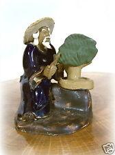 Bonsai Gärtner 296  Porzellan Figuren Koi Asien Figur Asiatika ca. 5,5 x 6 cm