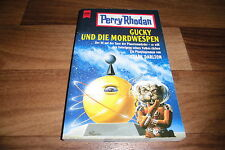 Clark Darlton -- GUCKY und die MORDWESPEN // Perry Rhodan TB Planetenroman  # 28