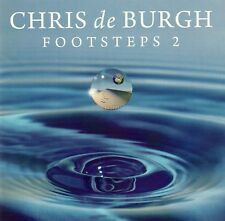 CHRIS DE BURGH : FOOTSTEPS 2 / CD - TOP-ZUSTAND